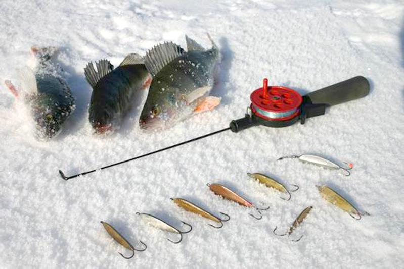 Зимой рыбалка со льда снасти фото