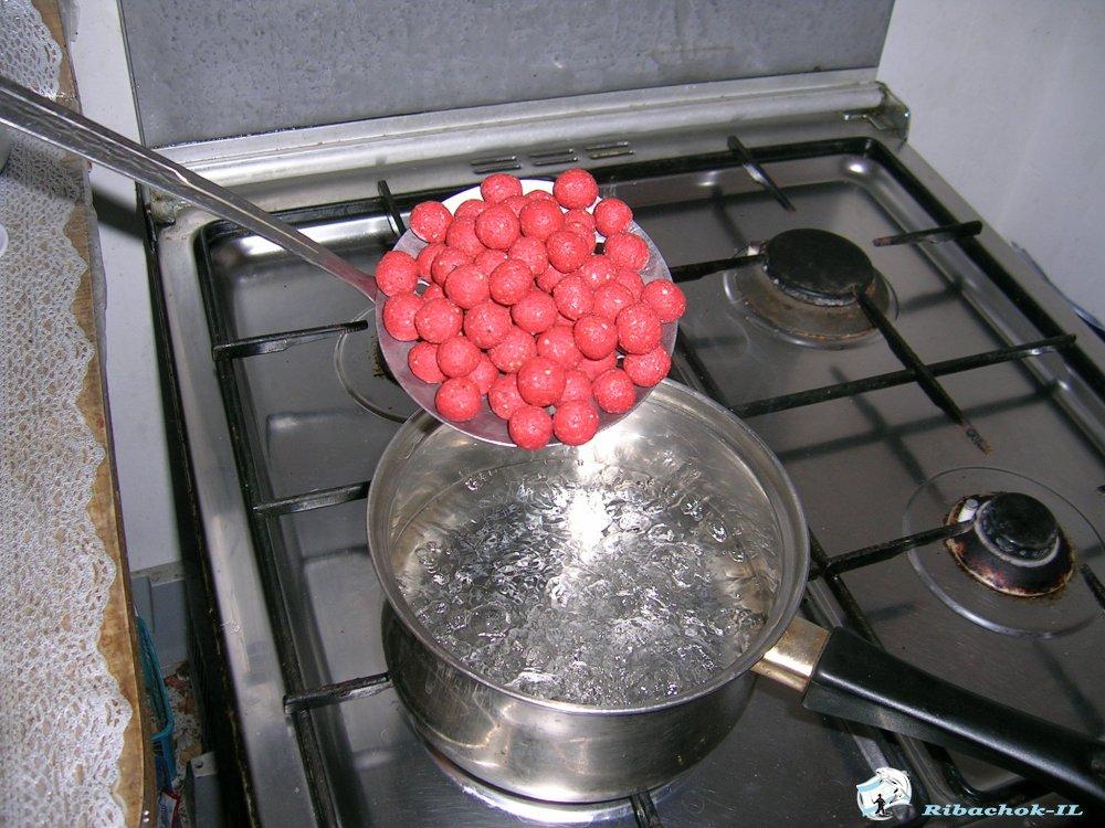 Бойлы для карпа своими руками рецепты в домашних условиях 37