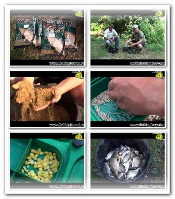 комбикорм как прикормка для рыб пропорции замачивание