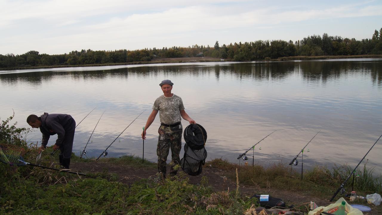 платная рыбалка в белгородской области видео